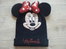 Zimní čepice minnie mouse, h&m,92