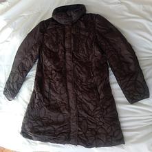 Luxusní zimní bunda - kabát, xl