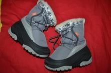 Zimní boty-sněhule 26-27, demar,27