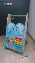 Mertens motorické chodítko - slon,
