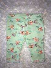 Zelené legínové kalhoty f&f, f&f,62