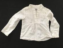 Košilová halenka, zara,80