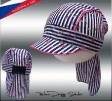 Letní čepice, kšiltovka, 840_12650, rockino,80 - 128