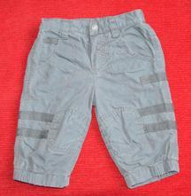 S1 plátěné kalhoty, mothercare,68