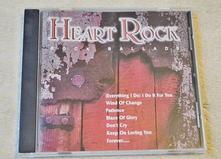 Cd rock ballads,