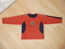 Chlapecké triko s dlouhým rukávem, vel.104, 104