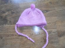 Zimní čepice, dráče, vel 46-48, <50