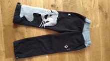 Softshellové kalhoty s pejskem, 98