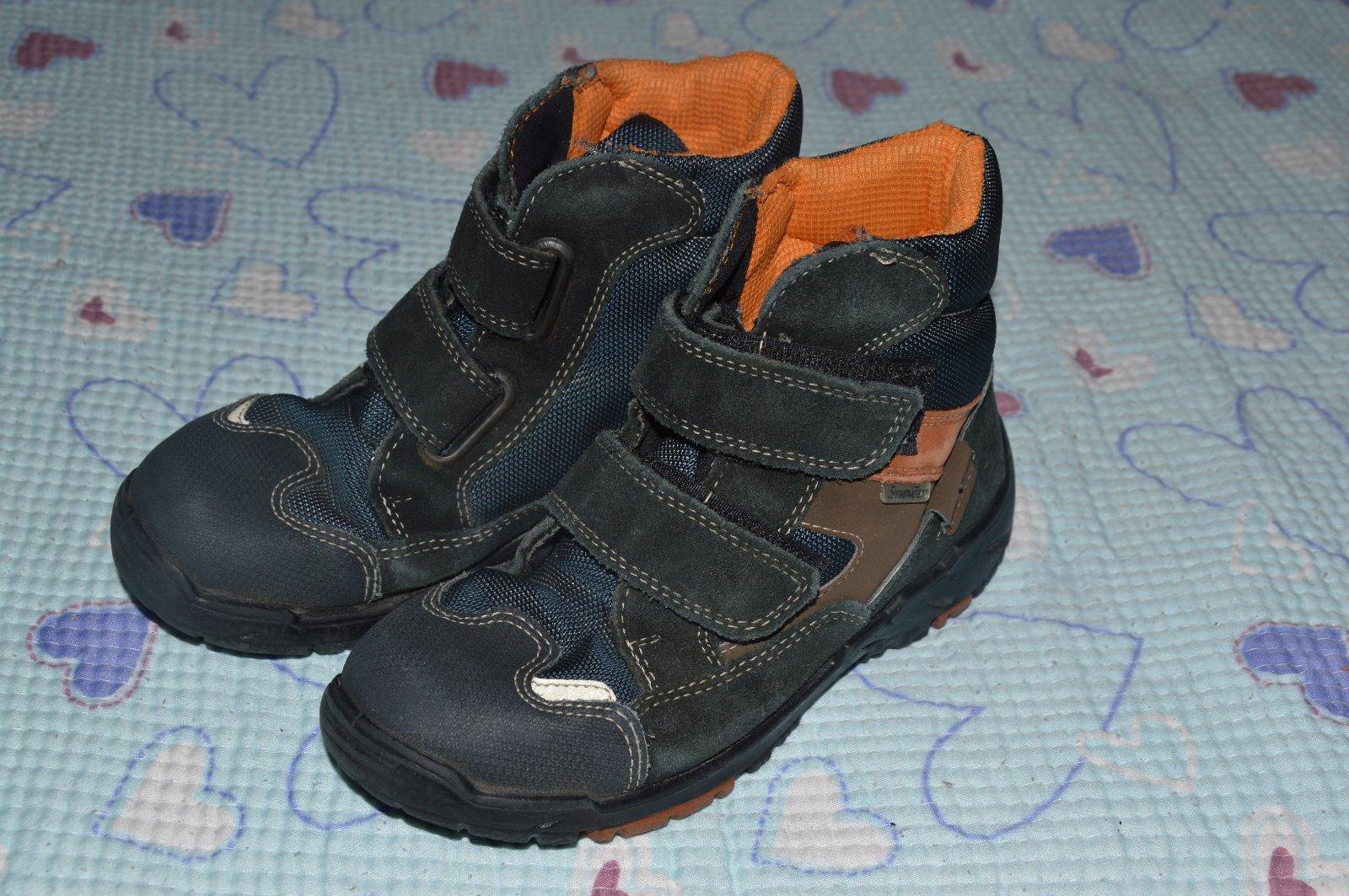 20ae5291776 Nepromokavé zimní přechodové boty sympatex