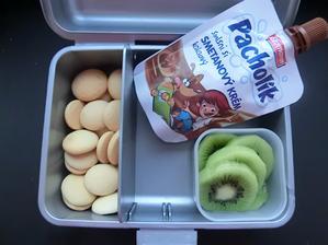 Piškoty, Pacholík, kiwi