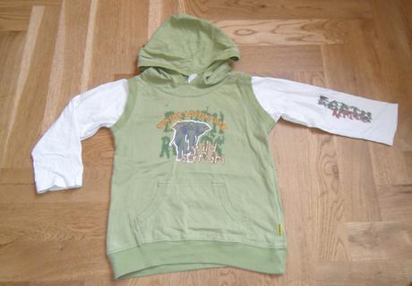 G16chlapecké triko s dlouhým rukávem vel. 110, kiki&koko,110