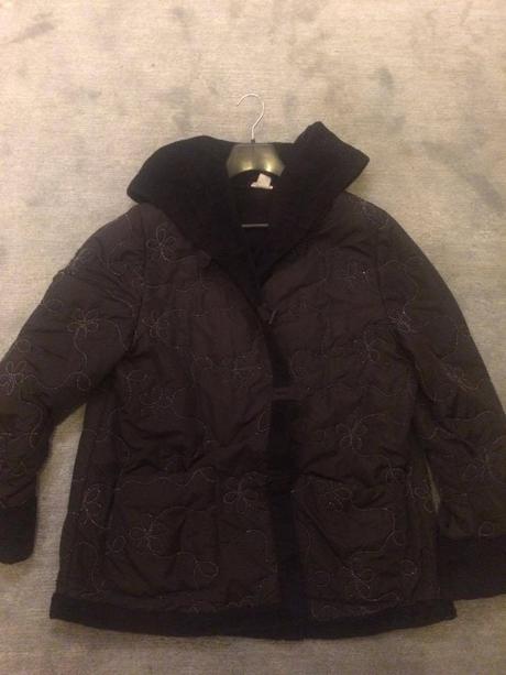 Dámská zimní bunda, 48
