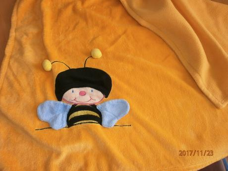 Krasna  detska deka,