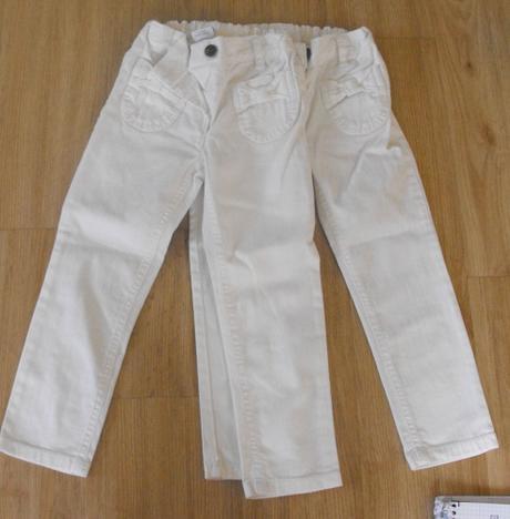 E8-kalhoty smetanové 1 ks, 104