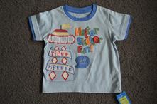 Nové  tričko marks nad spencer, marks & spencer,86