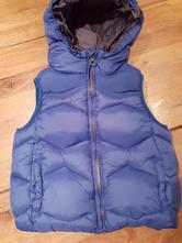 Dětské zateplené vesty   Zara - Dětský bazar  4ea23b9cab