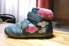 Boty barefoot -dd step 015, d.d.step,23