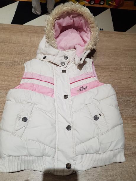 Zimní vesta next, next,98