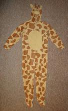 Kostým žirafa, cadarwood, vel. s., s