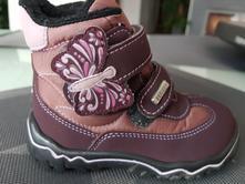 Dětské zimní boty kotnikáče dei-tex vel. 23 096021a57b