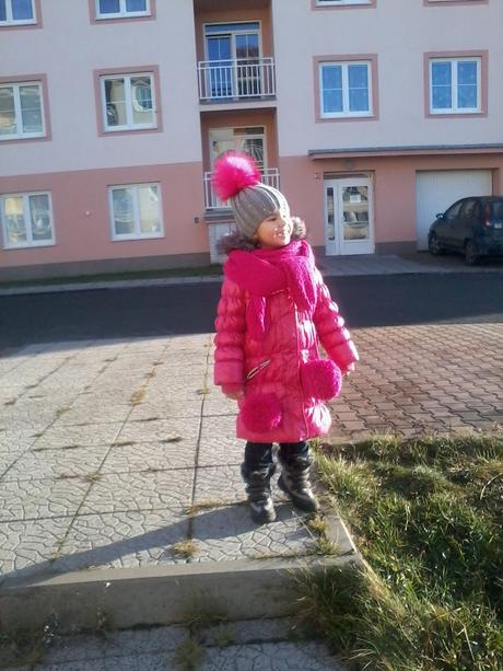 Zimní kabátek, vingino,110