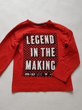Červené tričko, 110