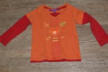 Oranžové tričko, 104