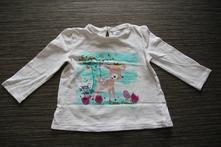 Tričko s dlouhým rukávem, tunička , f&f,86