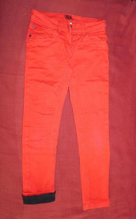 Zateplené kalhoty, c&a,146