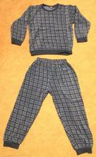 Froté pyžamo vel. 116, 116