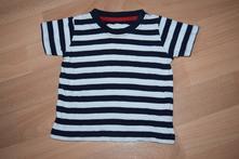 Námořické tričko 62/68, age,62