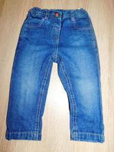 Kalhoty-džínečky, baby club,80