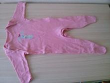 Bavlněný overal/pyžamko, f&f,68