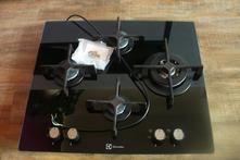 Plynová deska zn. elektrolux,
