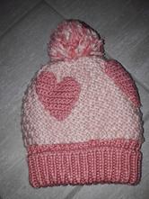 Zimní pletená čepice, 98