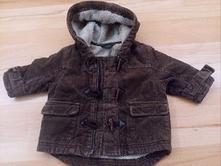 Dětská manžestrová bunda , next,74