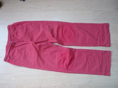Outdoorové kalhoty, alpin pro,152