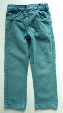 Plátěné skinny kalhoty vel. 110, 110