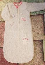 Zimní spací vak, 90cm, c&a