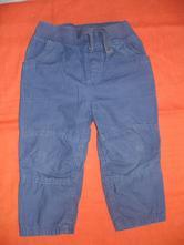 Tmavě modré pláťáky vel. 86, f&f,86