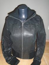 2255-kožená bunda vel. s vero moda, vero moda,s