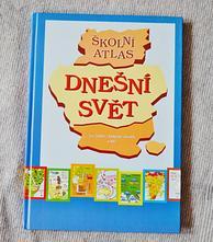 Kniha atlas světa,