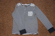 Triko tričko, h&m,134