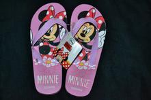 Žabky disney s minnie, disney,26 / 27 / 28
