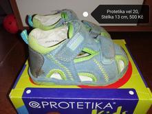 Sandále, protetika,20
