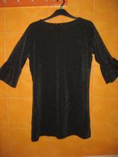 Třpytivé šaty-zn.f&f,vel.44/46, f&f,44