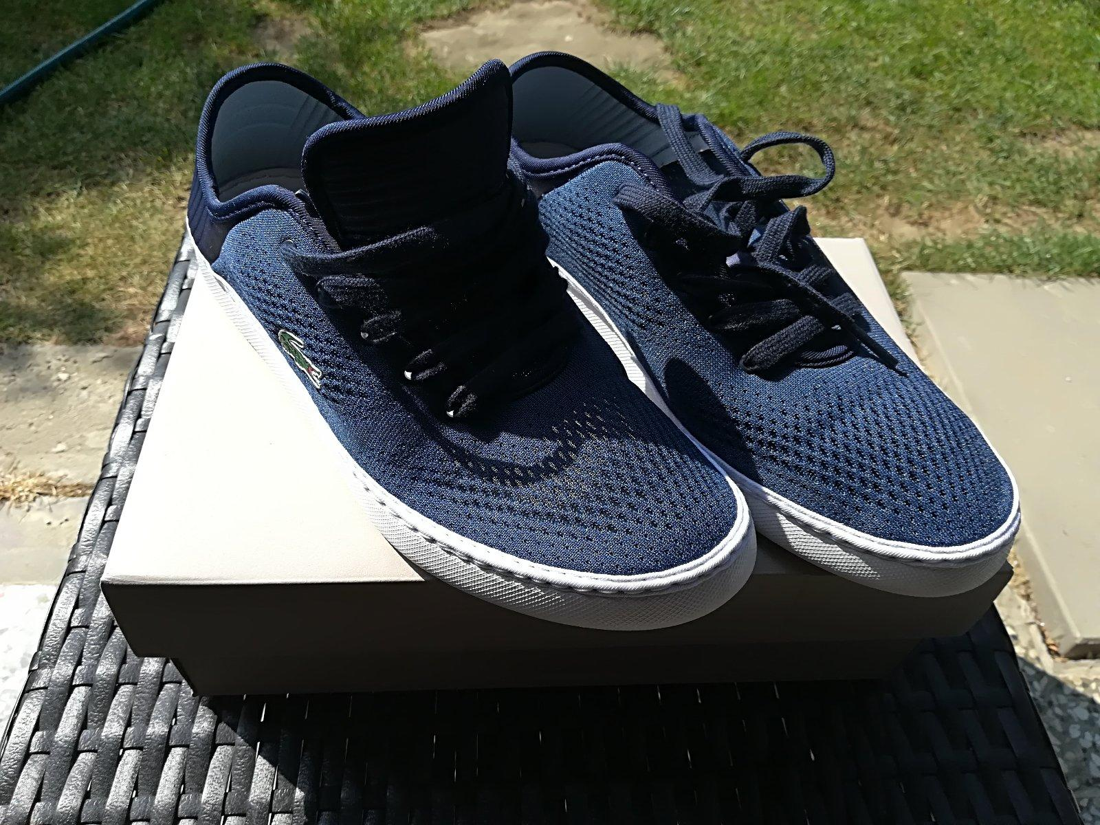 Pánské boty lacoste 399a1b1137