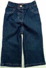 Rifle džíny riflové kalhoty vel. 86 zn.george, george,86