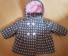 Krásný kabátek vel.68, baby club,68