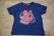 Triko spiderman, vel. 110/116, marvel,110